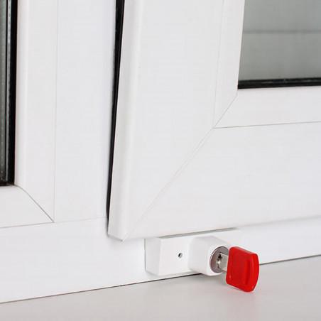 BEZPEČNOSTNÝ ZÁMOK BSL pre okná a balkónové dvere
